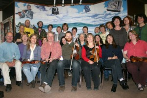 Traditional Irish Music Course 2011