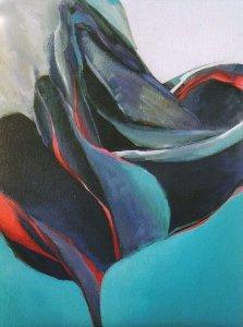 Art on the Block - Joan Walsh 2002