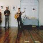 Joan Walsh Visual Voice II @ Dublin Writers' Museum 2001
