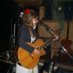 Joan Walsh @ Hippy Night, McGirls 2007