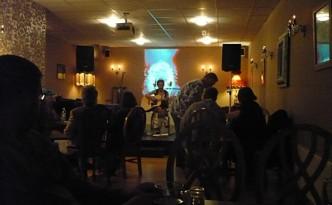 Joan Walsh Event @ Moo Wine Bar 2008