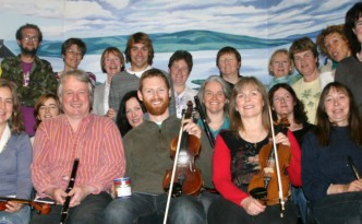 Traditional Irish Music Course