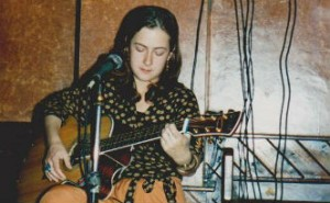 Joan Walsh at the Dame Tavern 1995