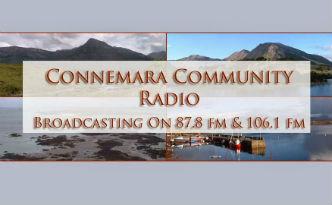 Joan Walsh on Connemara Radio 1996